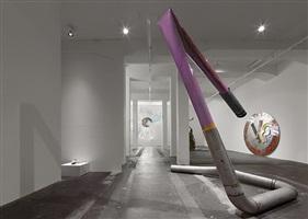 exhibition view galerie eva presenhuber by mark handforth