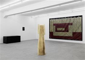 exhibition view galerie eva presenhuber by valentin carron