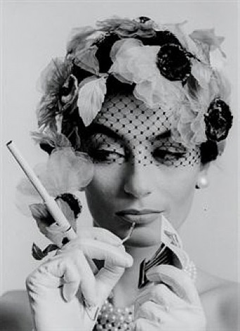 anouk aimée, paris, 1961 by william klein