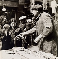 pick me out two soft roes (fishmarket, brixton) by lászló moholy-nagy