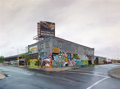 mcguinness blvd/clay street by andrew lenaghan