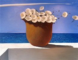 painting is dead long live conceptual art by julio larraz