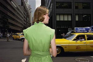new york city, (#1), 1976 by joel sternfeld