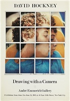drawings with a camera by david hockney