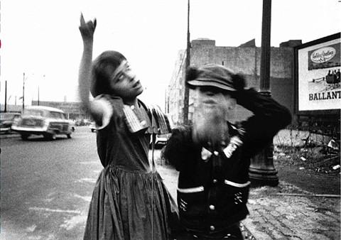danse, brooklyn by william klein
