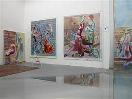 installationsansicht by markus oehlen