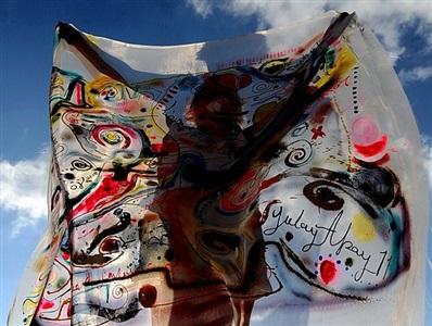 love & peace by gulay alpay