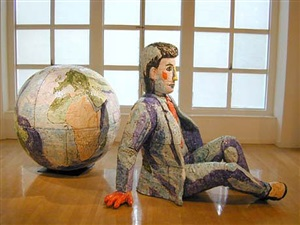 man and world by viola frey