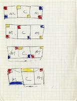 electrical cut study ii by keith sonnier