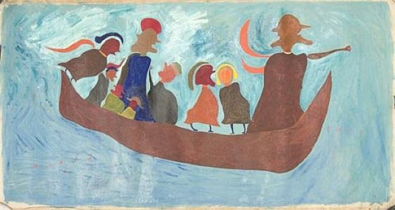argonauts with wings by ilija basicevic bosilj