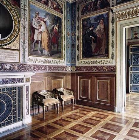 residenzschloss weimar xiv by candida höfer