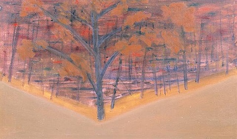 autumn by milton avery