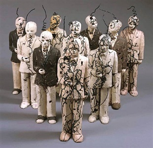 wedding figures by varda yatom
