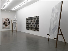installation view, simon lee gallery by toby ziegler