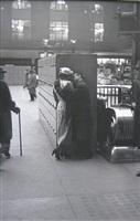 penn station, new york by louis faurer