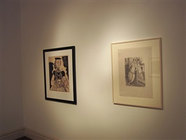 works on paper, january 15 - march 31, 2012