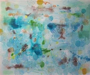 unfurled #8 by daru jung hyang kim