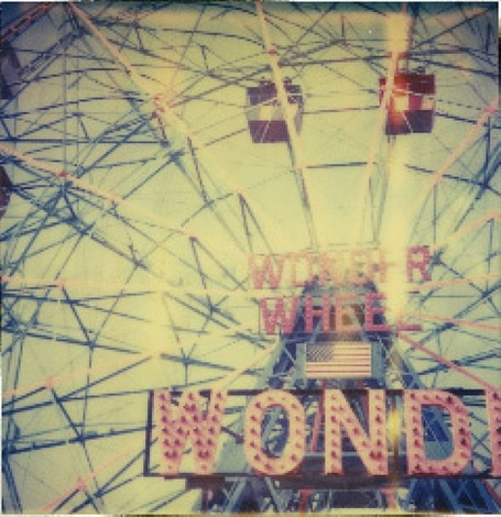 wonder wheel by stefanie schneider