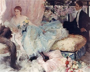 after the ball by henri lucien doucet