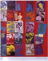magazine in history by andy warhol