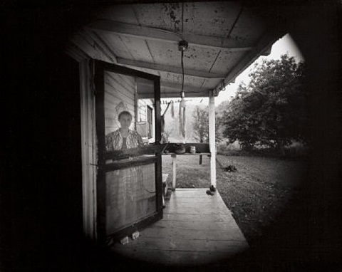 edith, danville virginia by emmet gowin