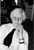 andy warhol : beverly hills by firooz zahedi
