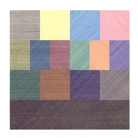 four color series by sol lewitt