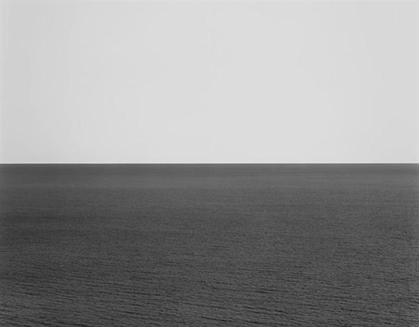 north pacific ocean, ohkurosaki by hiroshi sugimoto