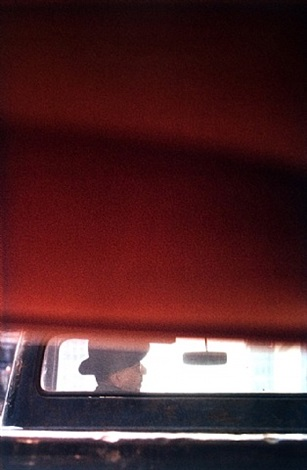 driver by saul leiter