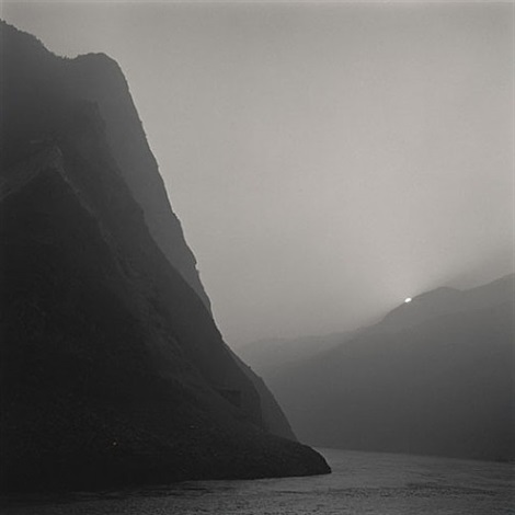 three gorges, yangtze river, china by lynn davis