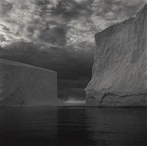 iceberg #36, disko bay, greenland by lynn davis