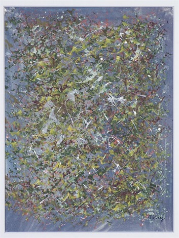 green field by mark tobey