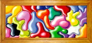 curvabolatrap by kenny scharf