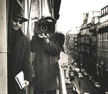 une femme est une femme, paris, 1960 by raymond cauchetier