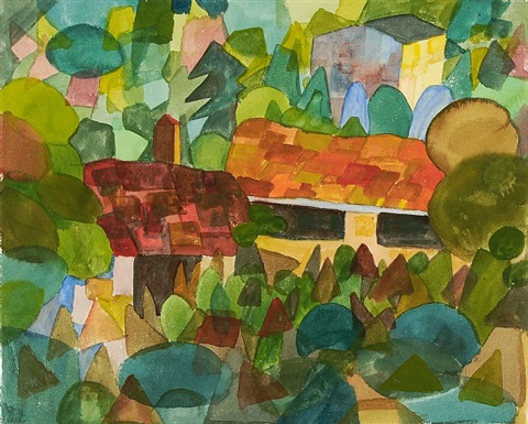 tessiner landschaft by hermann hesse