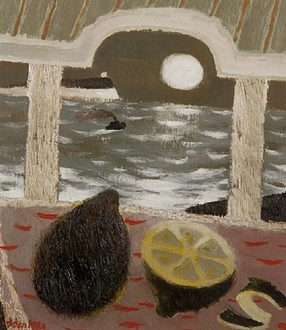 lemons by moonlight by mary fedden