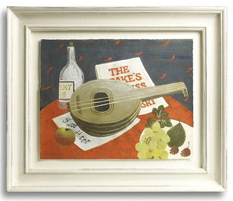 the rake's progress by mary fedden