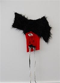 o.t. (rot-schwarze puppe) by gili avissar