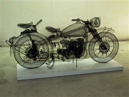 changjiang 750 with 2 wheels by shi jindian