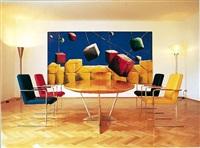 table stützen&streben, chair s10 by gm weber
