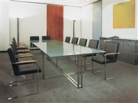 conferenztable, chair by gm weber
