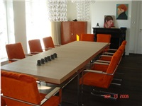 table t10, chairs s10 by gm weber