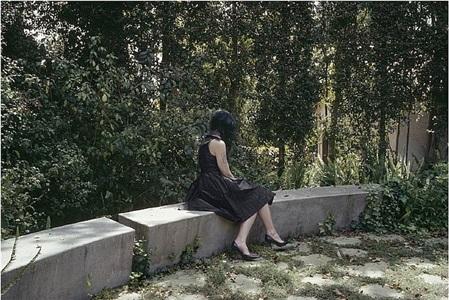 she, christine #25, hollywood, ca by lise sarfati
