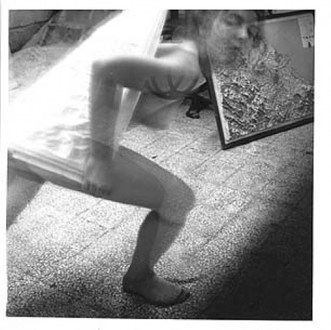 space2, providence, rhode island by francesca woodman