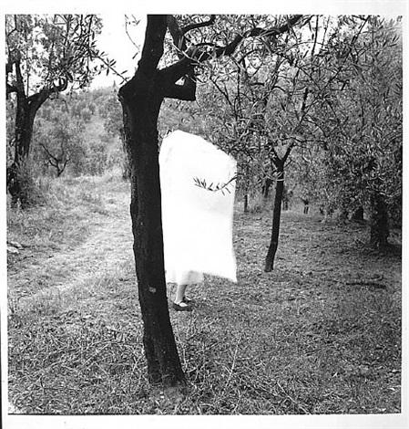 untitled, italy by francesca woodman