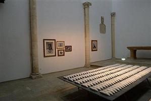 installation view: riesgo innecesario by marcelo viquez