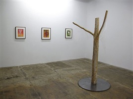 installation view side gallery