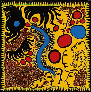 a talk about boundless love, and all about love by yayoi kusama