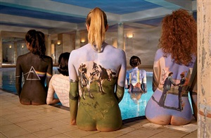 back 2 back by storm thorgerson