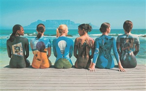 beach catalogue by storm thorgerson
